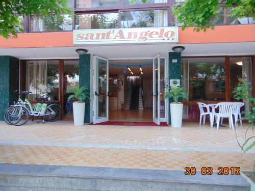 Hotel Sant'Angelo front view