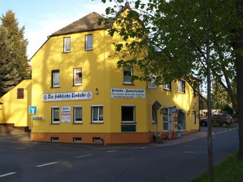 Отель Die Fröhliche Einkehr Pension 0 звёзд Германия