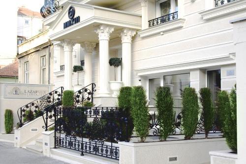 Lazar Lux Apartments, Belgrado
