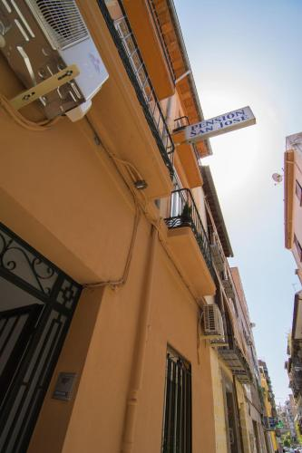 San jos guest house province of granada andalusia for Simple floors san jose