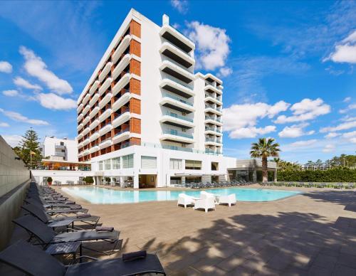 Alcazar Hotel & SPA Monte Gordo Algarve Portogallo