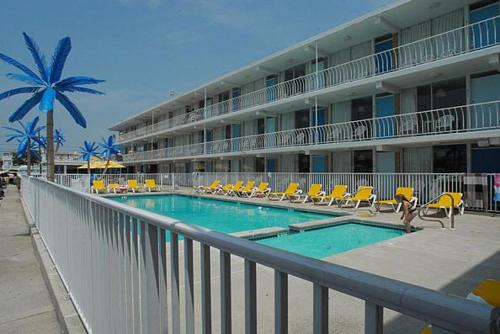 Photo of Blue Palms Resort Hotel Bed and Breakfast Accommodation in Wildwood New Jersey