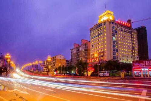 Zhangjiajie Tongda International Hotel