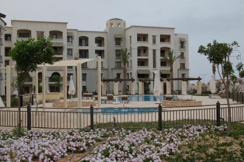 Apartment Marassi, North Coast, Egypt front view