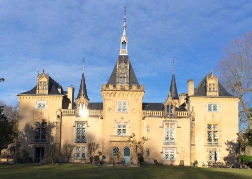Chateau du Haget