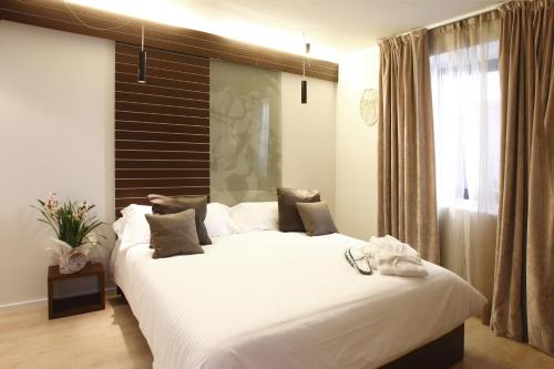 Double or Twin Room Hotel Museu Llegendes de Girona 1