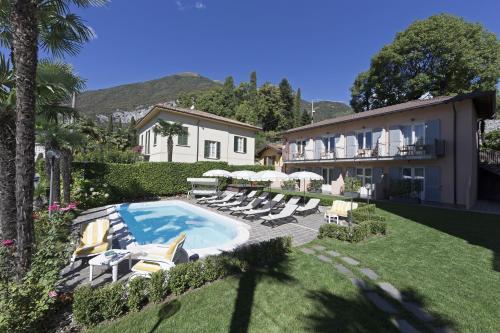 a hotel villa marie albergo tremezzo italia prenotazione online. Black Bedroom Furniture Sets. Home Design Ideas