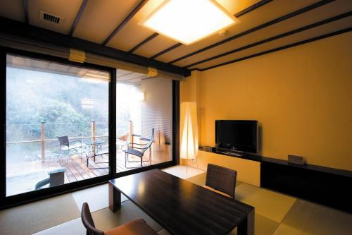 Superior Room with Tatami Area and Private External Bathroom