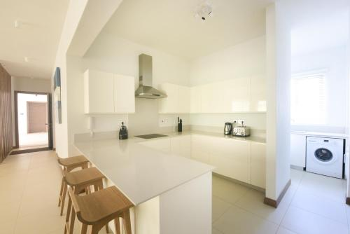 Apartamento Deluxe con terraza - planta baja (Deluxe Apartment with Terrace (Ground Floor))