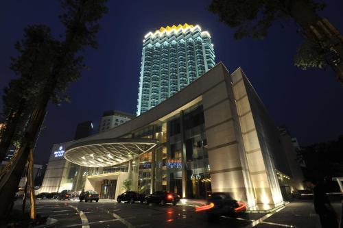 Отель Minshan Hotel 5 звёзд Китай