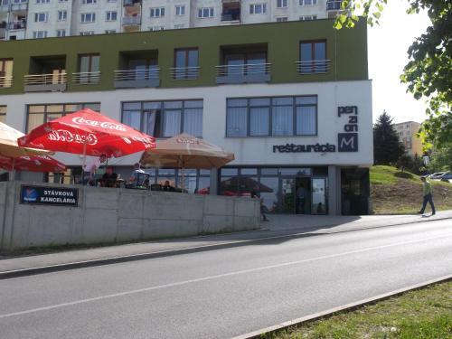 Отель Penzión M 0 звёзд Словакия