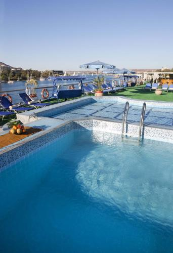 Radamis II Nile Cruise - Luxor/Aswan - 04 nights each Monday & 3 nights each Friday