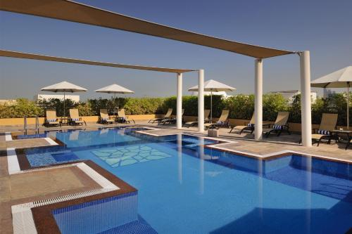 Mövenpick Hotel Apartments Al Mamzar Dubai photo 28
