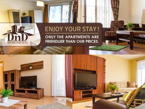 Stay at DnD Apartments Keleti Railway Station