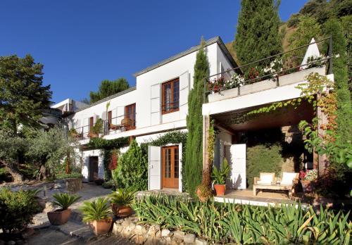 Habitación Doble con terraza La Almunia del Valle 3