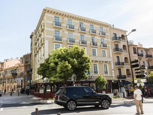 Ambassador-Monaco, Monte Carlo