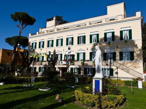 Отель Villa Maria Cristina Brando 0 звёзд Италия