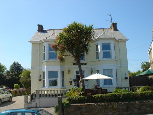 Photo of Beechwood House Hotel Bed and Breakfast Accommodation in St Ives Cornwall