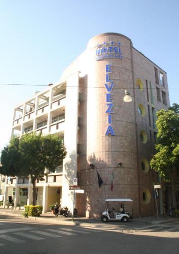 Отель Hotel Elvezia 3 звезды Италия
