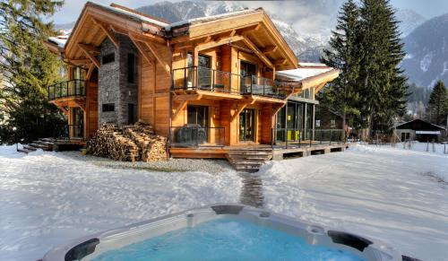 CHALET CRAGGANMORE0