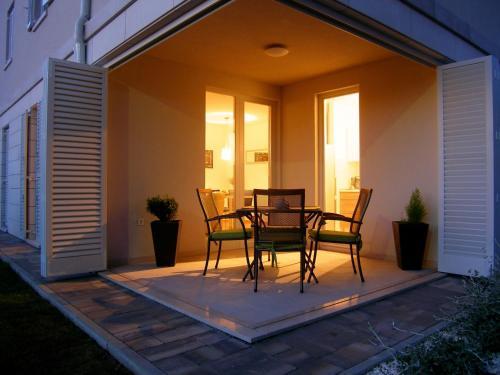 Отель Momentum Apartment 4 звезды Хорватия
