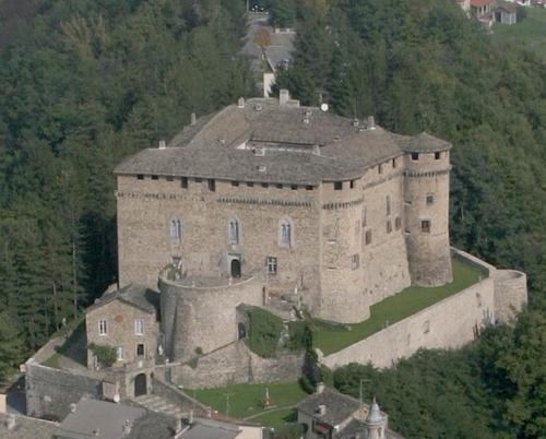 foto Castello Di Compiano Hotel Relais Museum (Bedonia)