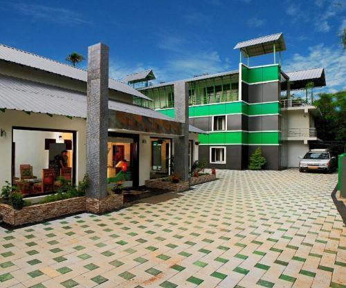 Thekkady Spice Valley Holiday Hotel