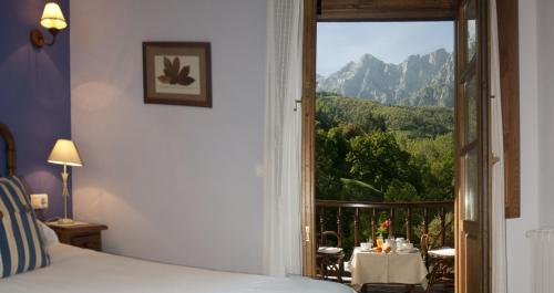 Habitación Doble Superior con terraza - 1 o 2 camas   - No reembolsable Posada San Pelayo 3