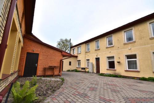 Puķu ielas apartamenti, Ventspils