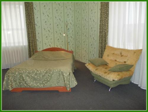 Гостиница Новый Континент Двухместный номер Делюкс с 1 кроватью