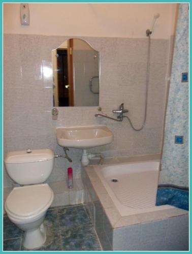Гостиница Новый Континент Двухместный номер с 2 отдельными кроватями