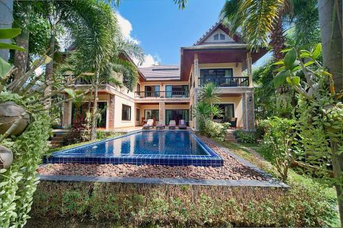 Отель BangTao Tara Villa One 4 звезды Таиланд