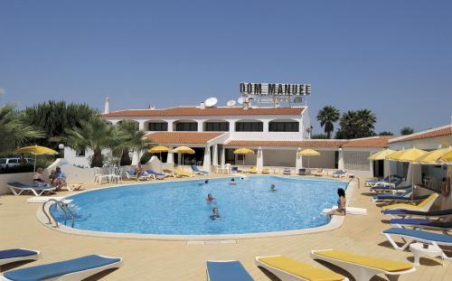 Albergaria Dom Manuel Hotel Porches Algarve Portogallo