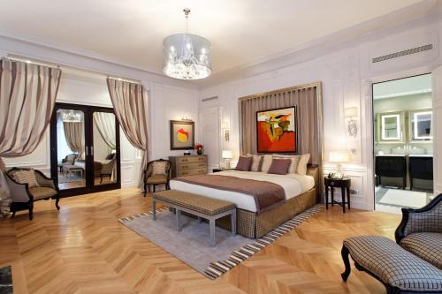 Отель Majestic Hotel Spa 5 звёзд Франция