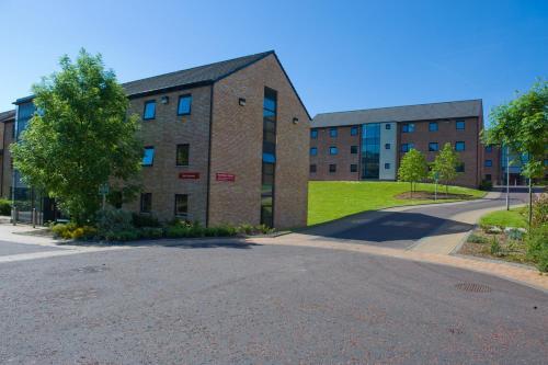 Photo of Queen's University Belfast, Elms Village Hotel Bed and Breakfast Accommodation in Belfast Antrim