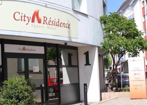 city r sidence strasbourg centre h tel 1 rue des. Black Bedroom Furniture Sets. Home Design Ideas
