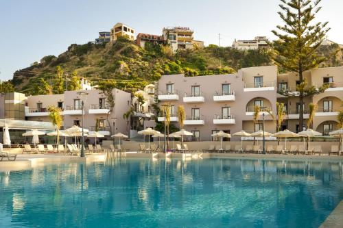 Porto Platanias Beach Resort*****  in Platanias