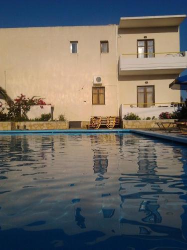 Отель Karmi Studios 2 звезды Греция