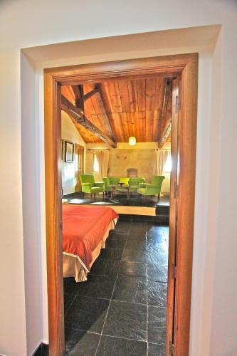 Habitación Doble Deluxe - 1 o 2 camas - Uso individual Posada Real Castillo del Buen Amor 8