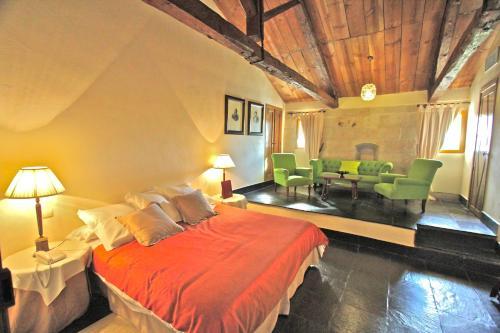 Habitación Doble Deluxe - 1 o 2 camas - Uso individual Posada Real Castillo del Buen Amor 1