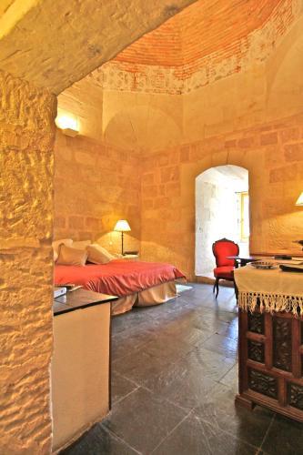 Habitación Doble Deluxe - 1 o 2 camas - Uso individual Posada Real Castillo del Buen Amor 9