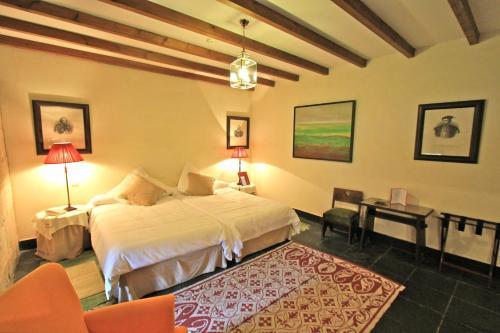 Habitación Doble Estándar - 1 o 2 camas - Uso individual - No reembolsable Posada Real Castillo del Buen Amor 6