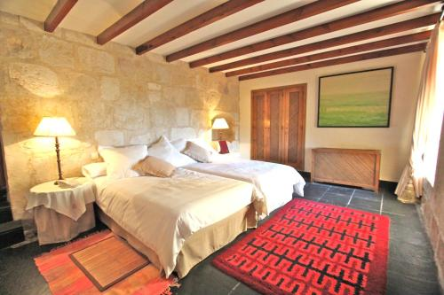 Habitación Doble Superior - 1 o 2 camas - Uso individual - No reembolsable Posada Real Castillo del Buen Amor 1