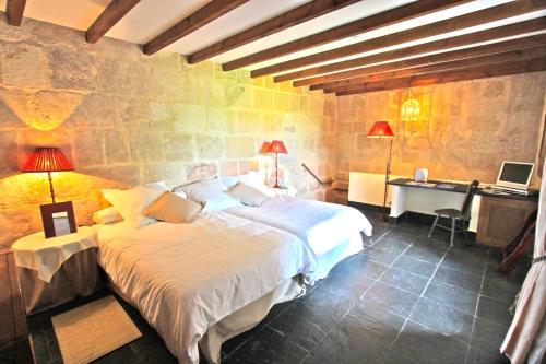 Habitación Doble Superior - 1 o 2 camas - Uso individual Posada Real Castillo del Buen Amor 6