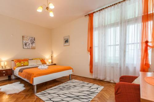 Отель Nena City Center Apartment 3 звезды Хорватия