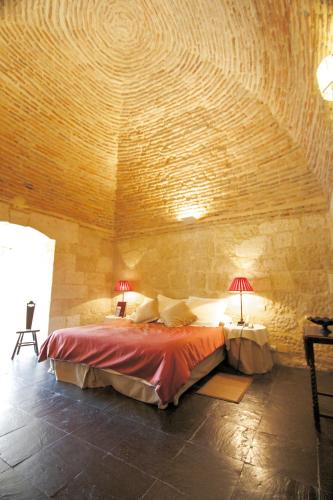 Junior Suite - Einzelnutzung Posada Real Castillo del Buen Amor 2