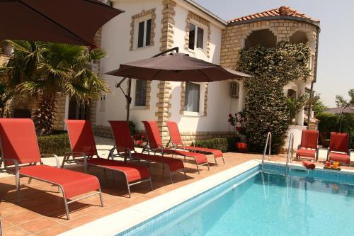 Отель Apartments Hacienda Corluka 3 звезды Хорватия