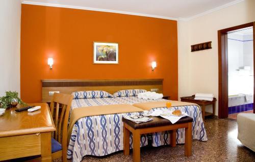 Отель Hotel Ramis 1 звезда Испания