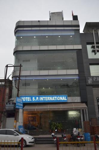 Отель Hotel S.P International 0 звёзд Индия