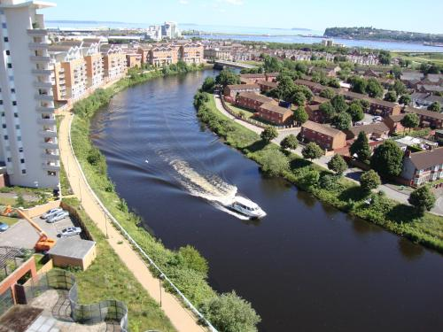 Penthouse Cardiff Bay,Cardiff